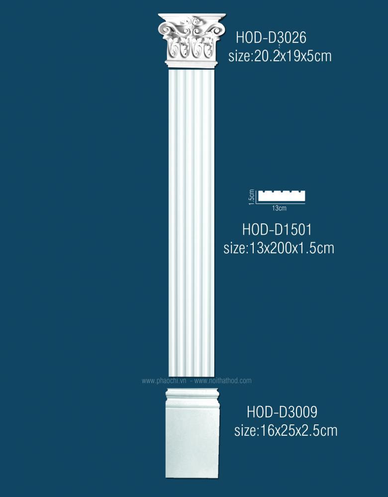 HOD-D3026-D1501-D3009